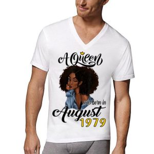 A Queen Was Born In August 1979 shirt