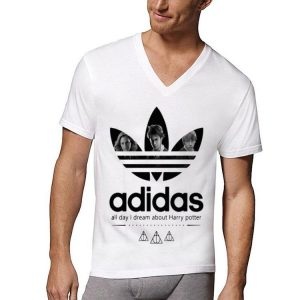 Adidas All Day I Dream About Harry Potter shirt