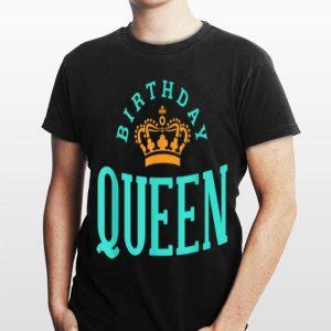 Birthday Crown Queen shirt