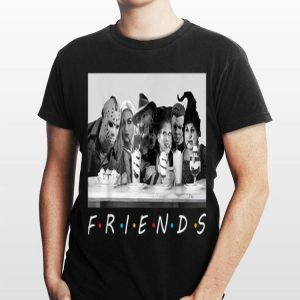 Character Horror Hocus Pocus Friends shirt