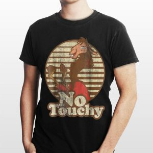 Disney Emperor's New Groove Kuzco Llama No Touchy shirt