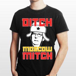 Ditch Noscow Mitch Senator Mcconnell shirt