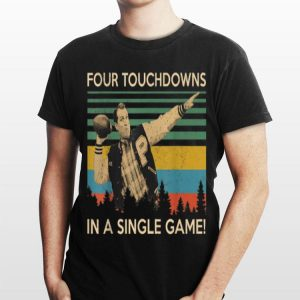 Four Touchdowns In A Single Game Al Bundy Vintage shirt