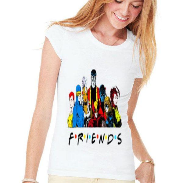 Friends X Men Team shirt