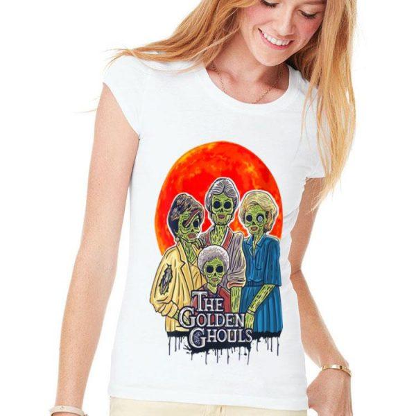 Golden Girls Vintage The Golden Ghouls shirt