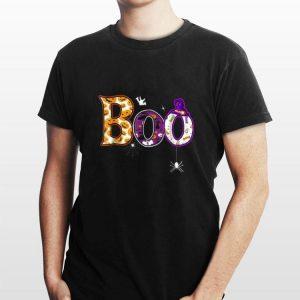 Halloween Boo Witch Pumpkin shirt