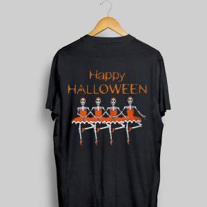 Happy Halloween Skeleton Bale shirt