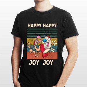 Happy happy joy joy vintage shirt