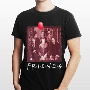 Jason With Friends Halloween Horror shirt