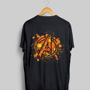 Marvel Avengers Spooky Spiders Halloween shirt