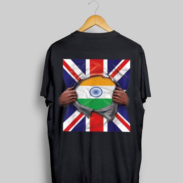 Proud Indian From Britain shirt