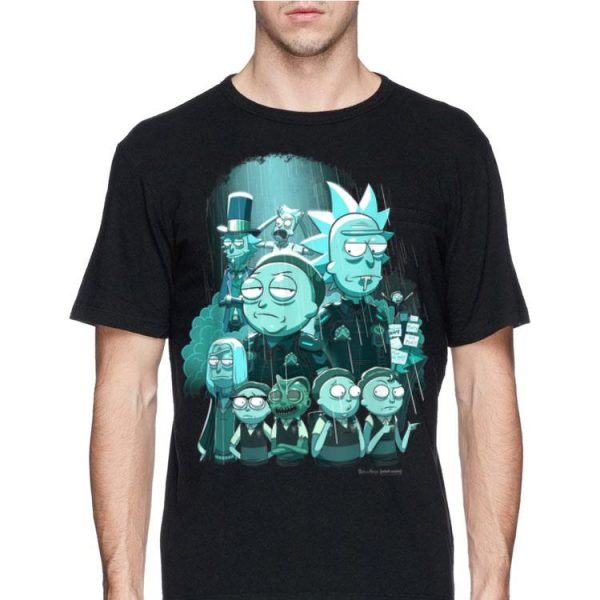 Rick and Morty Tales From The Citadel shirt