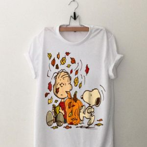 Snoopy And Charlie Hello Fall shirt