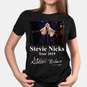 Stevie Nicks Tour 2019 Signature shirt