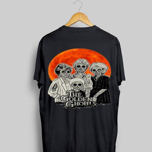 Sunset The Golden Ghouls shirt
