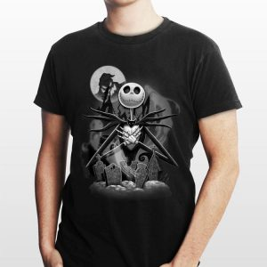 Disney Nightmare Jack Skellington shirt