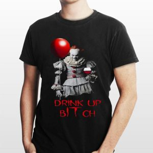 Drink Up BITch Pennywise Wine shirt