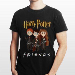 Harry Potter Friends Signature shirt