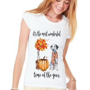 It's The Most Wonderful Time Of The Year Dalmatian shirt