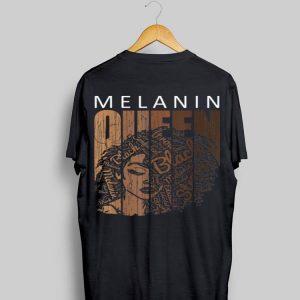 Melanin Queen African American Strong Black shirt