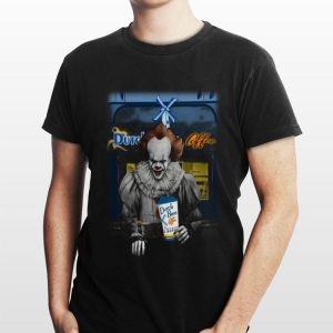 Pennywise And Dutch Bros Coffee shirt