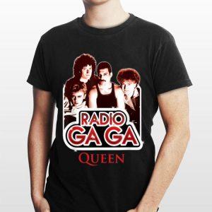 Queen Official Radio Gaga shirt
