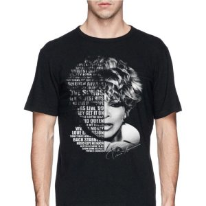 Queen Rough Love Explosion Break Every Rule Tina Turner Acid shirt