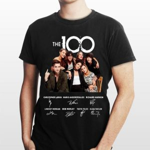 The 100 Characters Signature shirt
