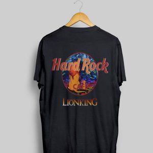 The Lion King Hard Rock Cafe shirt