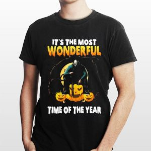 The Most Wonderful Time Of The Year Jason Voorhees shirt