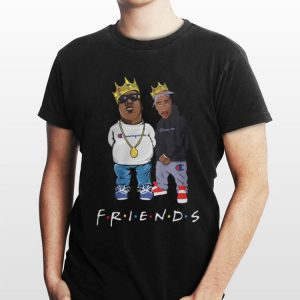 The Notorious B.I.G. And Tupac Friends shirt