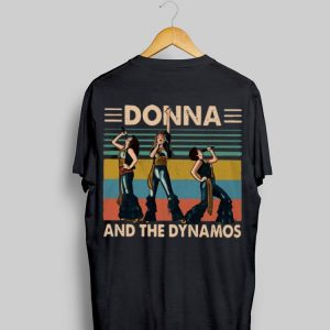 Vintage Donna and the Dynamos shirt