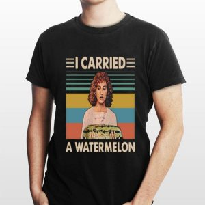 Vintage I Carried A Watermelon Dirty Dancing shirt