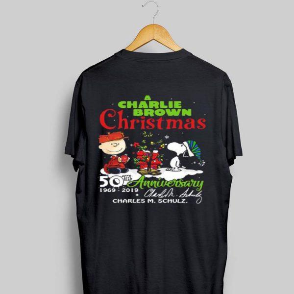 A Charlie Brown Christmas 50th Anniversary 1969-2019 Signature shirt