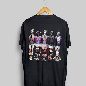 All Season Water Mirror Reflection Joker And Harley Quinn shirt