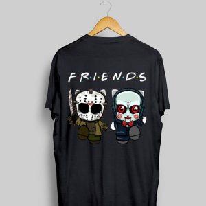 Baby Jason Voorhees And Jigsaw Friends Tv Show shirt