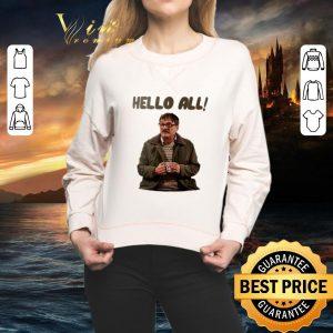 Best Jim Bell hello all Friday Night Dinner shirt