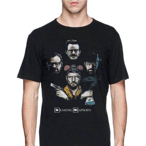 Breaking Bad Rhapsody Queen shirt