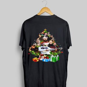 Christmas Tree Post Malone shirt