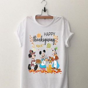 Disney Happy Thanksgiving shirt