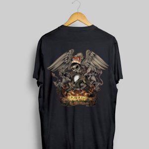Freddie Mercury Queen Jack Skellington shirt
