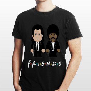 Friends Pulp Fiction Chibi shirt