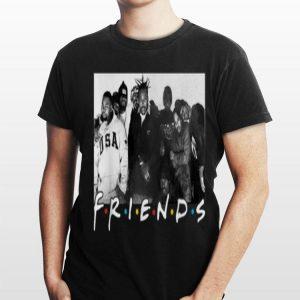 Friends Wu-Tang Clan shirt