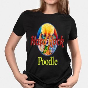 Hardrock Cafe Poodle shirt