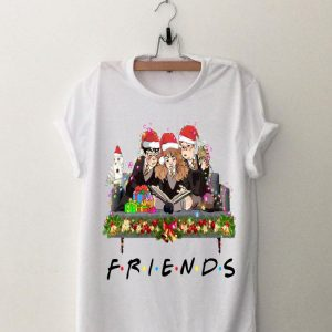 Harry Potter Ron And Hermione Friends Christmas Light shirt