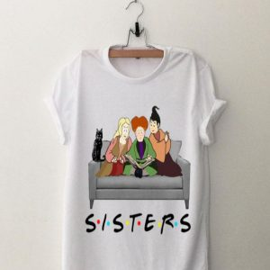 Hocus Pocus Sisters And Friend Tv Show shirt