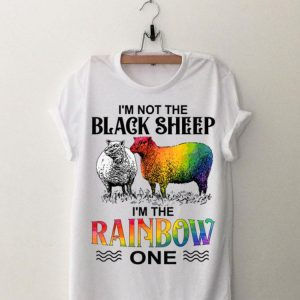 I'm Not The Black Sheep I'm The Rainbow One shirt