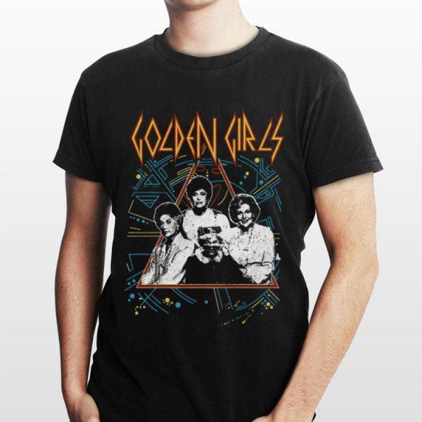 Iron Maiden Golden Girls shirt