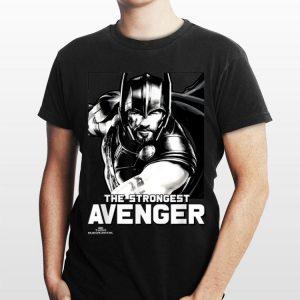 Marvel Thor Ragnarok The Strongest Avenger shirt