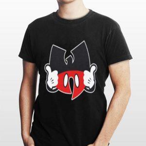 Mickey Mouse Wu Tang Clan shirt